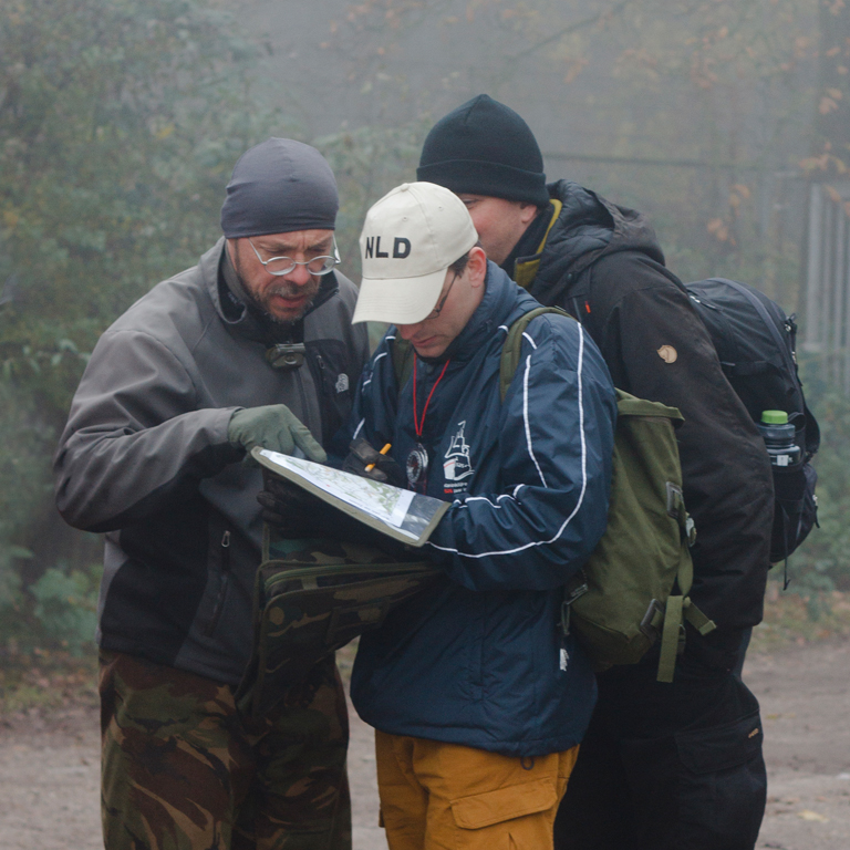 Opleiding survival instructeur